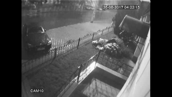 СБУ попередила напад на київський офіс ВО Батьківщина Відео
