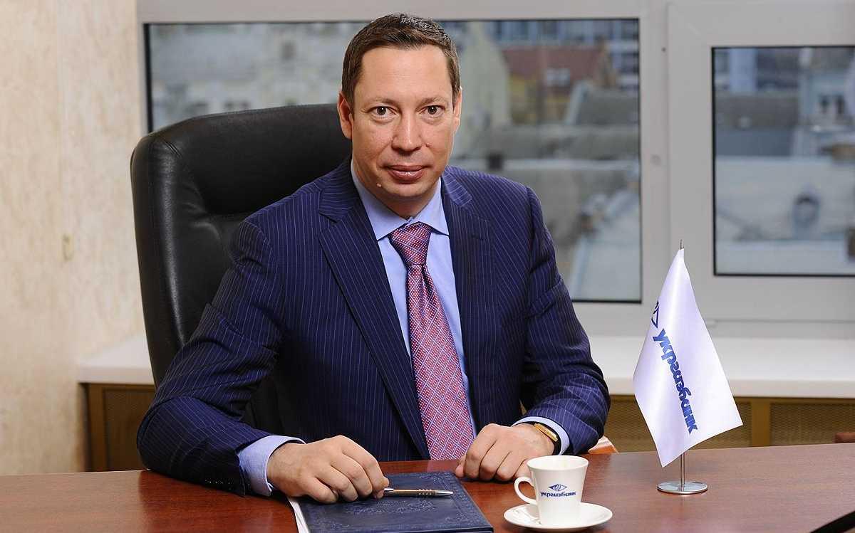 Кирилл Шевченко Укргазбанк