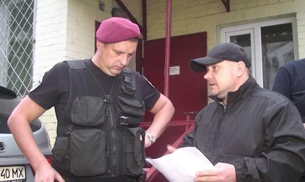 активіст Сергій Граб