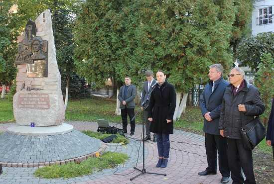 Ірина Гурик мати загиблого Героя Небесної Сотні Романа Гурика