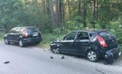 Киев Оболонский район Водогон разбитые машины