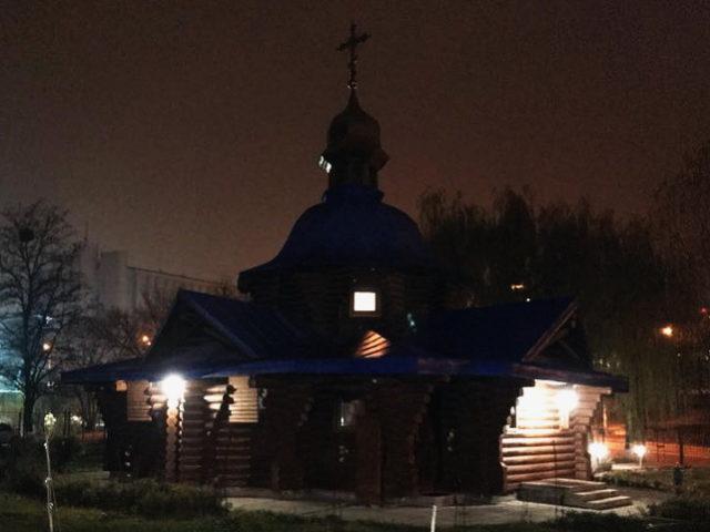 Планував заздалегідь: вночі у Києві затримали церковного грабіжника