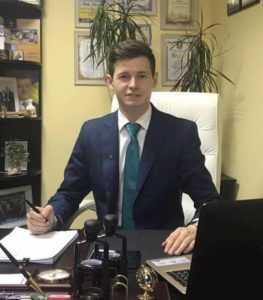 """Станіслав Маляр, студент Євромадану, голова ГО """"Країна Гідних Людей"""""""