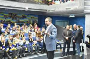 Андрій Павелко Football Federation of Ukraine