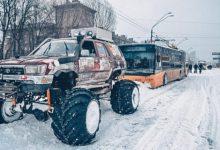 Патруль на внедорожниках Киев Offroadmaniacs