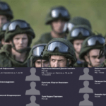 Опубликован большой список российских военных воевавших на Донбассе. Туда попали генералы, полковники и сотни офицеров МО РФ