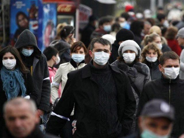 В Києві на грип хворіють вже 26 тисяч осіб