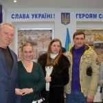 Світлиця Української Гідності бібліотека Оболонського району