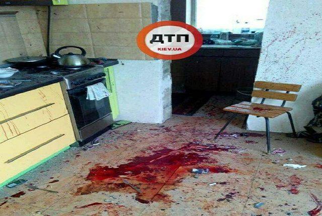 Під Києвом троє людей постраждали від вибуху гранати (ВІДЕО)