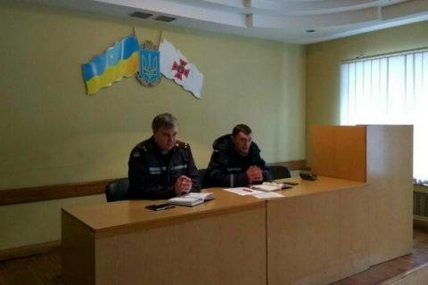 Антикорупційний семінар-нарада для керівного складу білоцерківських рятувальників