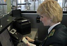 аэропорт Борисполь пограничник взятка
