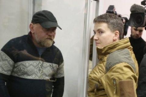 Савченко не допомогла: Апеляційний суд Києва залишив Рубана під арештом