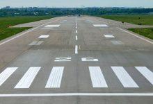 взлетная полоса аэропорт