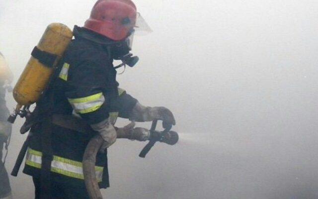 Столичні рятувальники ліквідували загорання автомобіля