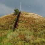 """Найвищий у степовій смузі Євразії скіфський курган ледь не став жертвою """"чорних археологів"""""""
