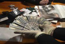 Чиновника Укртрансбезопасности словили на взятке в 38 тысяч долларов