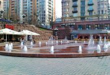 Фонтан на Хрещатику повернули громаді Києва
