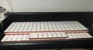 Громадянин Китаю намагався незаконно перемістити 198 блоків сигарет для електричного нагрівання