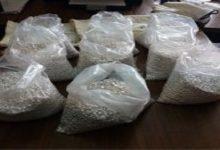 Громадянин Таджикистану намагався незаконно ввезти на територію України 45 кілограмів срібних гранул2
