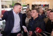 Кличко требует устранить все нарушения противопожарной безопасности в киевских ТРЦ