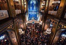 Киевская область заняла третье место по количеству прихожан во время пасхального богослужения