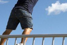 Молодой француз собирался прыгнуть с одесского моста