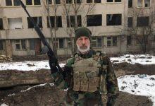 На Донбассе к украинцам присоединился 55-летний британский военный