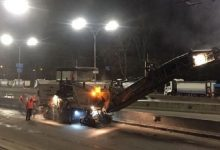 На Дорогожичах обмежать рух через ремонт доріг