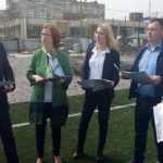 На Троєщині проведуть реконструкцію Центрального стадіону