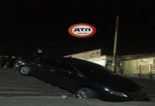 На столичній Борщагівці відбулася курйозна дорожньо-транспортна пригода