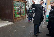 Нелегальные киоски с шаурмой в Киеве работают под прикрытием мэрии. Видео