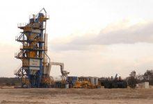 Незаконное строительство асфальтового завода между Бучей и Ворзелем