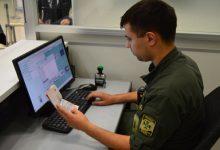 Попытка подкупа пограничников в аэропорту Киев