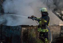 Пожежа у Гідропарку забрала життя 39-річного чоловіка. Вiдео