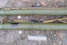 Працівники СБУ затримали військовослужбовця, який продав два гранатомети