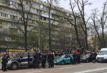 Правоохранители задержали предполагаемых участников стрельбы на Обуховской