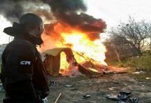 Правозащитники Украинского Хельсинского союза осудили разгром поселения ромов в Киеве