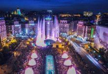 С 1 мая на Майдане Независимости заработают фонтаны и светомузыкальные представления