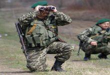 Сегодня в Украине отмечают День пограничника
