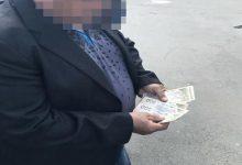 Сельский глава требовал от местного предпринимателя десять тысяч гривен
