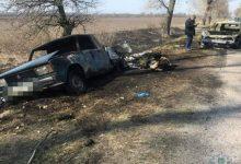 Совершено нападение на автомобиль Укрпочты перевозившего деньги для выплаты пенсий