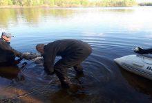 У Голосіївському районі веслувальник знайшов тіло людини