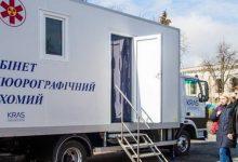 У Києві проведуть безкоштовне обстеження та консультацію лікаря-фтизіатра на пересувному флюорографу. Адреси