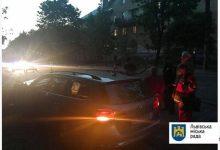 У Львові в наслідок падіння опори тролейбусної лінії загинув чоловік