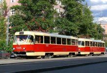 У києві закриють рух трьох трамвайних маршрутів