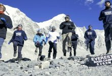 Украинка установила рекорд Гиннеса на Эвересте