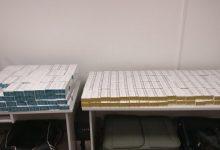 В Борисполе изъято 369 блоков табакосодержащих изделий
