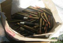 В Черкасской области под мостом нашли тайник боеприпасов