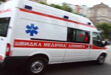В Киеве на улице Драгоманова женщина прыгнула с 21 этажа