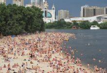 В Киеве появятся новые места массового отдыха на воде